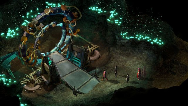 Torment: Tides of Numenera picture #14