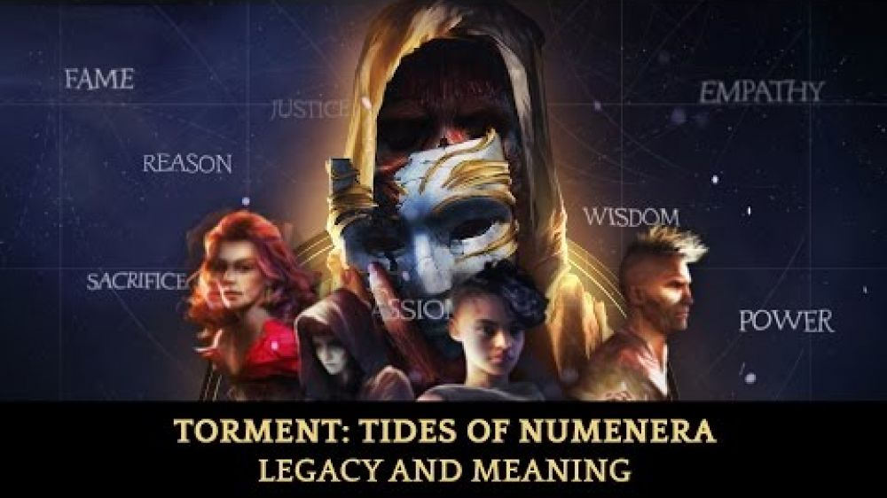 Torment: Tides of Numenera - The World of Numenera Trailer