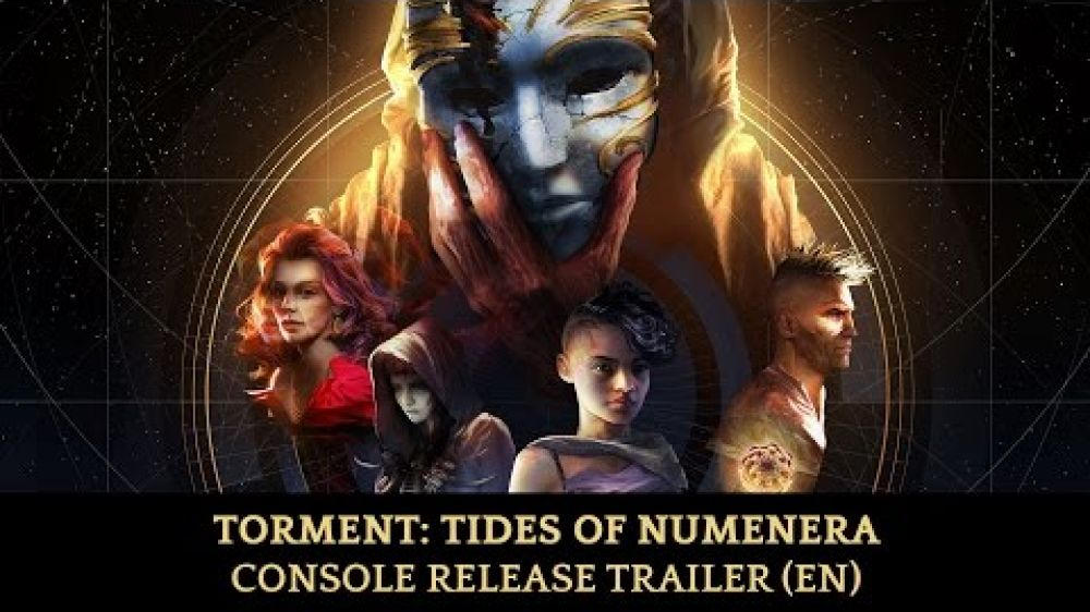 Torment: Tides of Numenera - Console Trailer